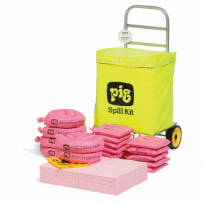 PIG® HAZ-MAT Trolley Bag Spill Kit
