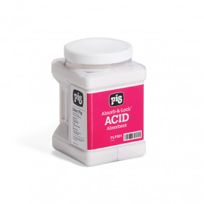 PIG® Absorb-&-Lock® Absorbent - For Acids